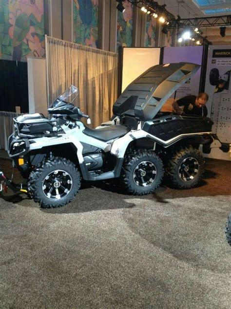Atv Can Am 4 215 can am outlander 1000 xtp 6x6 atv quads snowmobile