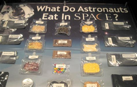 what do astronauts eat in space flickr photo sharing