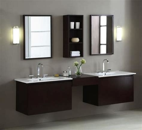 Bathroom Vanity With Dressing Table Six Bathroom Vanities That As Dressing Tables Bathroom Vanities And Sink Consoles By