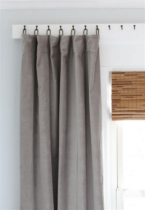 hanging drapes curtains window frame s drapes diy s how to hang curtain
