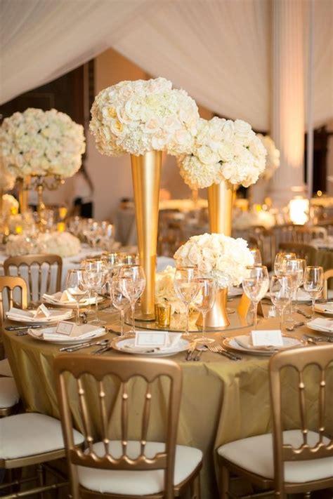 gold and white ivory wedding bacheloretteandbride gold wedding colors themes