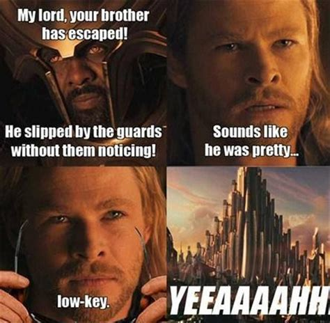 Thor Meme - top 8 reasons why every day should be thors day cambio