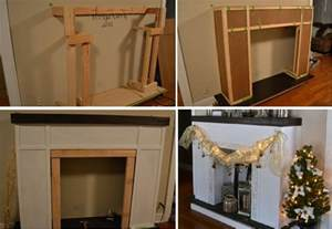 build your own fireplace insert how to make a faux fireplace hirerush