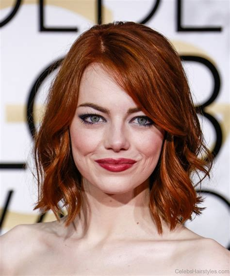 emma stones hair stylist tells us how to get her effed 55 excellent hairstyles of emma stone