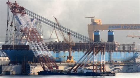 Mba Maersk International Shipping Education by Maersk Refines Fleet Of Second Generation E Box