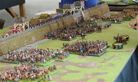 siege alesia sparker s wargaming alesia part ii the assault