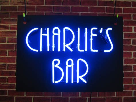 neon bar signs s bar neon sign free delivery