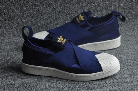 Adidas Superstar Slip On 4 new adidas superstar slip on blue sport shoes for sale get cheap adidas original superstar 2