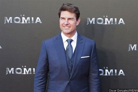 Tom Cruise Is Honored For Doing by Tom Cruise Is The Actor Honored With Pioneer Of The