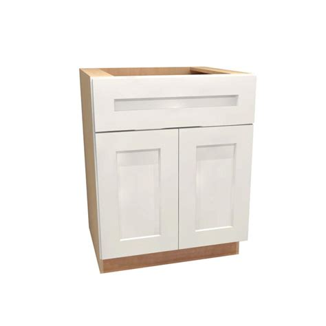 home depot kitchen sink cabinet home decorators collection 30x34 5x24 in genoa sink base