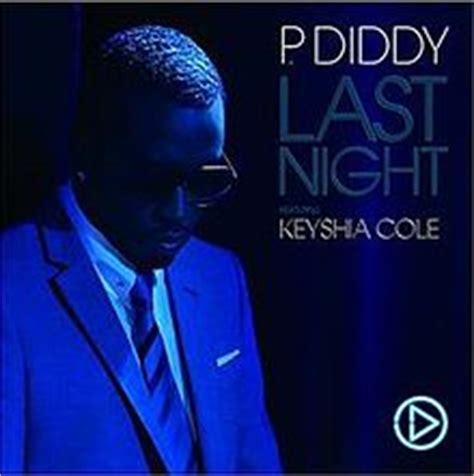 Diddy Keyshia Cole Last by Last Diddy Song