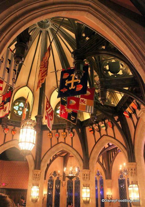 review cinderellas royal table dinner magic kingdom