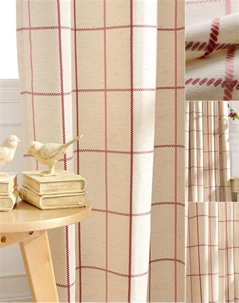red plaid curtain panels best 25 plaid curtains ideas on pinterest buffalo check