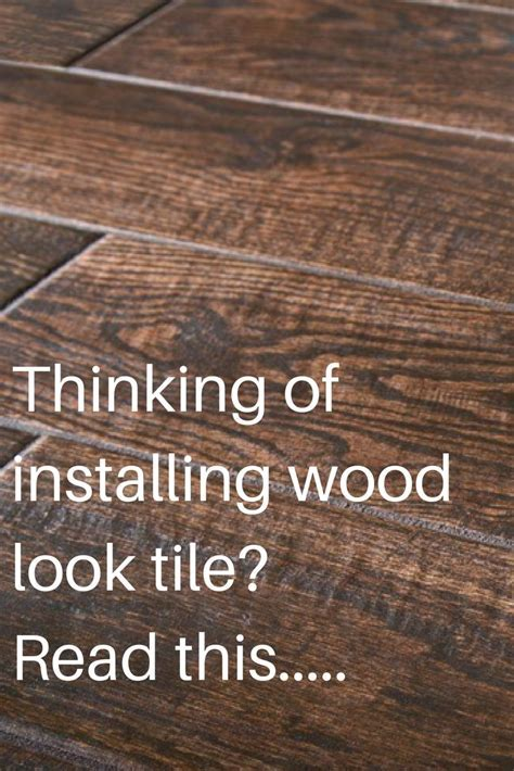 Natural Wood Floors vs. Wood Look Tile Flooring: Which Is
