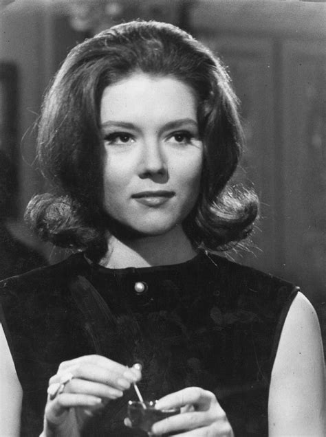 diana rigg in hair curlers 55 best diana rigg images on pinterest diana the