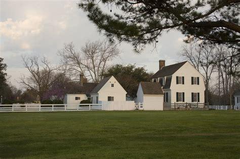 Ewing House ewing house colonial williamsburg farmhouse exterior
