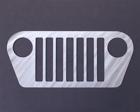 jeep grill silhouette jeep grill wall decor silhouette wall muscle