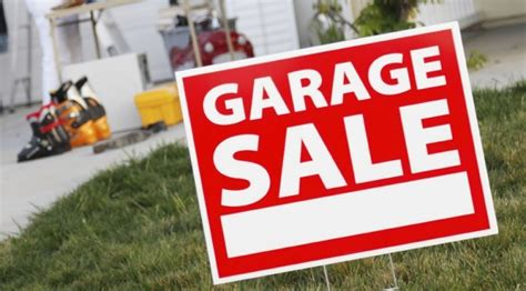 Garages Sale by 2017 Ethan S Green Garage Sale Ethan S Green Community