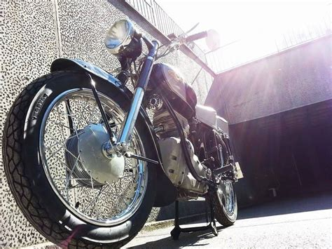 Awo 425 For Sale by 1958 Simson 425s Awo Sport For Sale Bike Urious