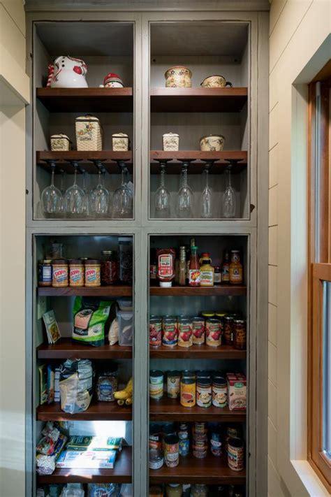 Glass Pantry Storage by Photo Page Hgtv