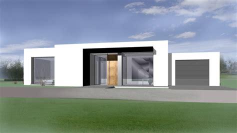 Modern Garage Design klassische moderne