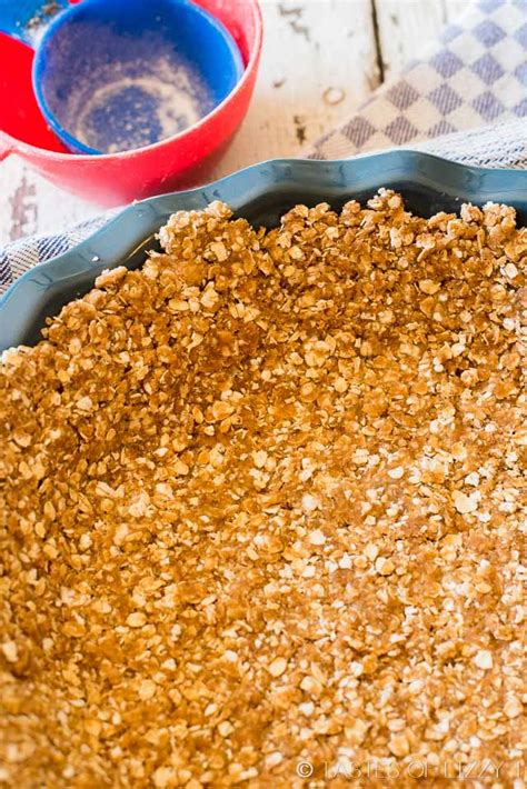 oatmeal pie crust easy recipe for cream pies just 5
