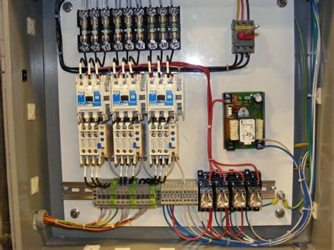 industrial electrical panel wiring diagram 42 wiring