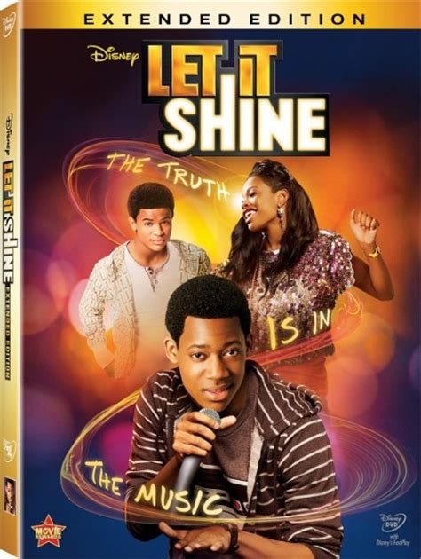 film disney channel disney channel movie let it shine heading to dvd the