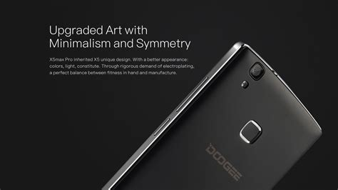 doogee  max pro  smartphone android tipster