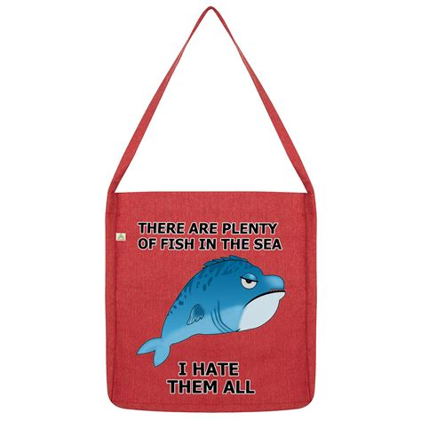 Bag Of Plenty by Twisted Envy There Are Plenty Of Fish In The Sea Tote Bag