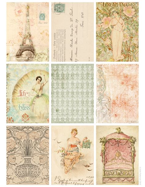 printable tags scrapbooking 7 best images of french scrapbook printables free paris