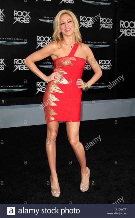 Fergie Was A Maniac by Deborah Gibson Josh Duhamel Rocked His Inner Rock At