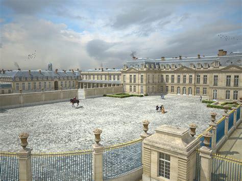 3d le 187 reconstitution 3d du domaine royal de choisy