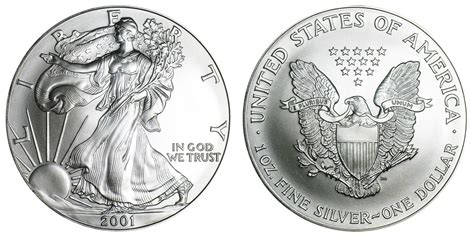 1 troy ounce american silver eagle coin value 2001 w american silver eagle bullion coins bullion no