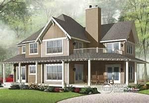 Craftsman Style House Plans With Photos D 233 Tail Du Plan De Maison Unifamiliale W2837a V1