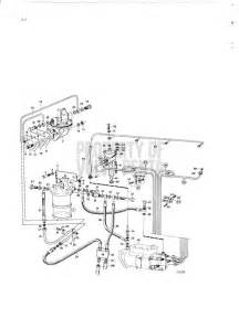 Fuel System Volvo Penta Boat 2001 Volvo Penta Exploded View Schematic Fuel System Early