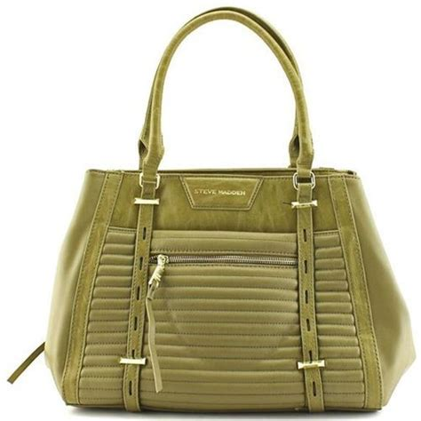 Burch Tote Vs Steve Madden Bag by Steve Madden Handbag