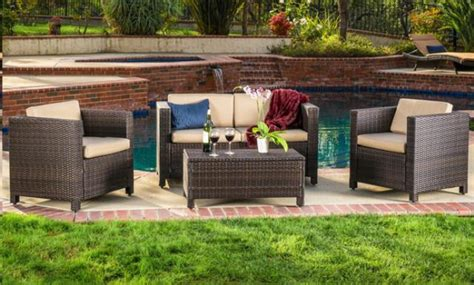 Patio Furniture 4pc Set Rentals Jacksonville Fl Where To Patio Furniture St Augustine Fl