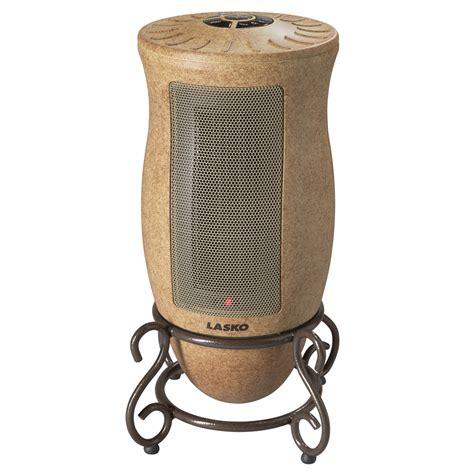Small Heater Walmart Shop Lasko 5 118 Btu Ceramic Tower Electric Space Heater