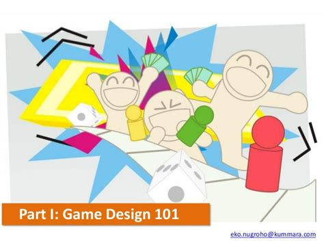 game design terms basic elements of serious game design