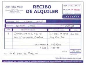 modelo recibo por prestacin de servicios con retencion retenci 243 n rc iva por alquileres c 243 mo se deduce bolivia