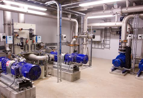 plant room world s largest backwash water reuse installation opts for
