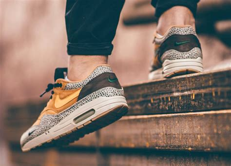 Brown Stussy Woei nike air max 1 atmos safari by the5nex sweetsoles