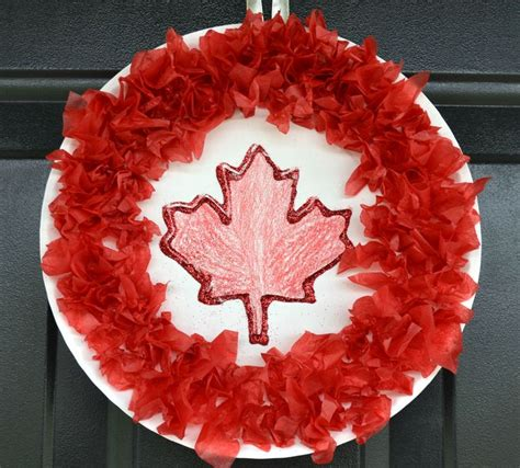 canada day crafts for 25 best ideas about canada day crafts on