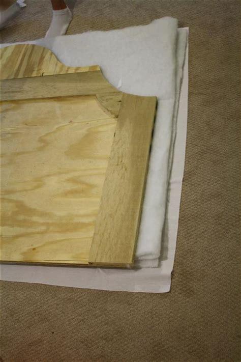 reupholster headboard diy upholstered headboard tutorial