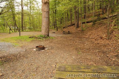 robert h treman state park csite photos