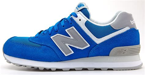 New Balance Nb 574 Size 39 44 new balance classic retro running ml 574 vcw trainers blue grey ebay