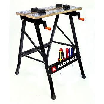 alltrade bench vise buy the powerbuilt alltrade tools 600010 folding workbench