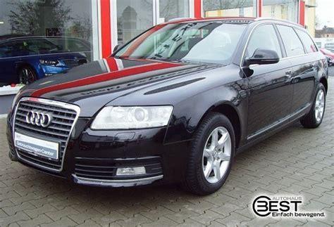 Audi A 6 Avant Gebraucht by Audi A6 Avant Brillantschwarz Gebraucht