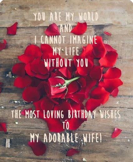 birthday wishes  wife birthday wishes sms